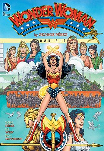 Image of Wonder Woman by George Perez Omnibus Vol. 1