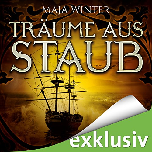 Träume aus Staub audiobook cover art