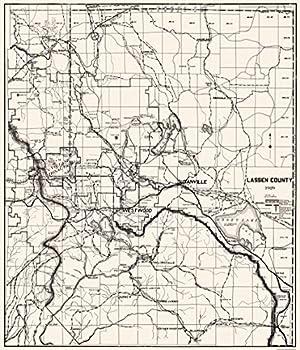 Best lassen county map Reviews