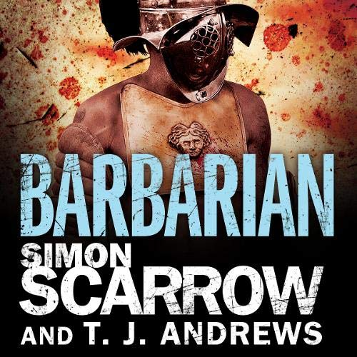 Arena: Barbarian cover art