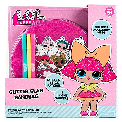 L.O.L. Surprise Glitter Glam Bag Now $10.20 (Was $19.99)