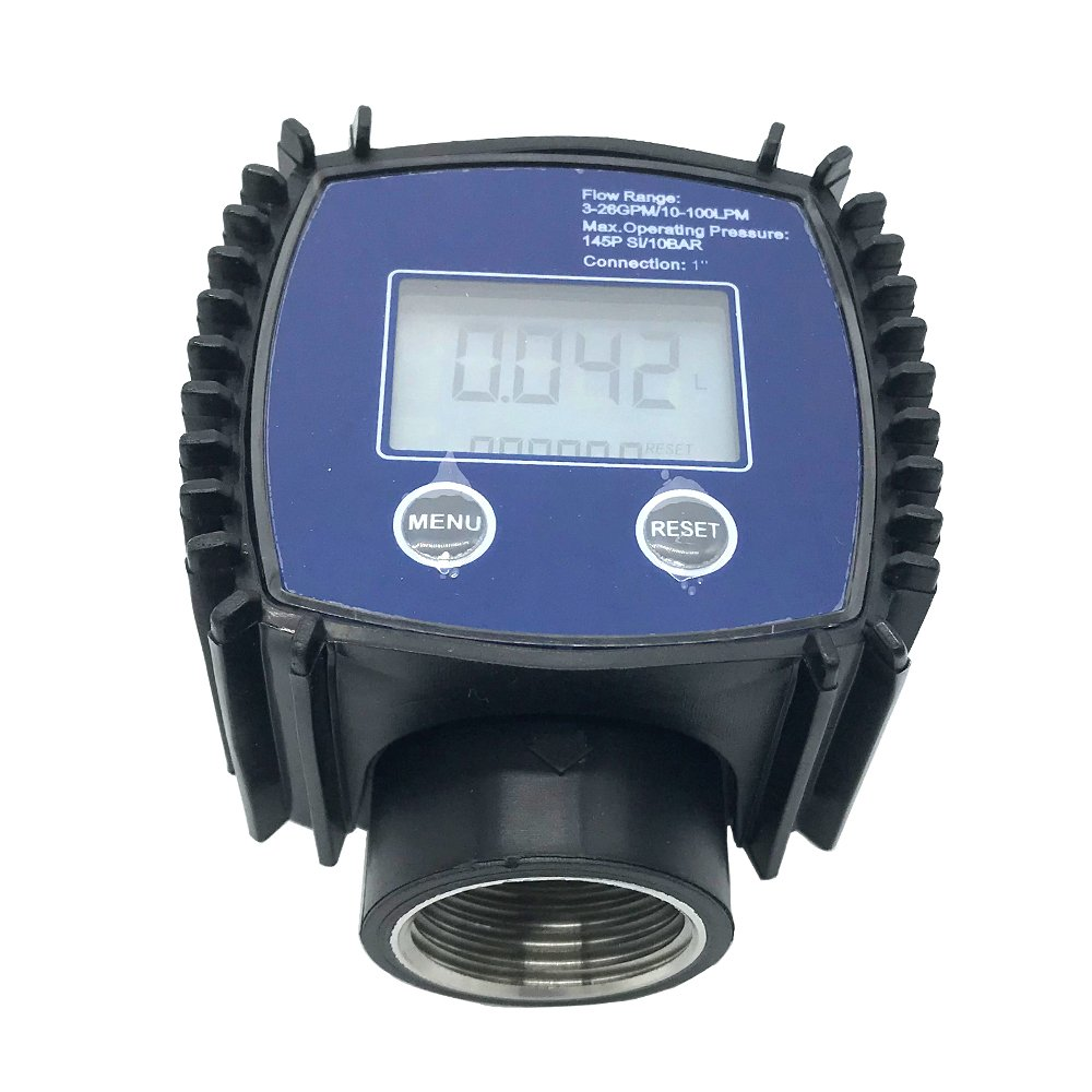 Stainless Methanol Gasoline Kerosene flowmeter