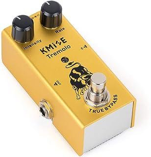 lotmusic Electric Guitar Tremolo Effect Pedal Mini Single...