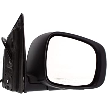 Partslink Number CH1321204 Unknown OE Replacement Chrysler//Dodge Passenger Side Mirror Outside Rear View