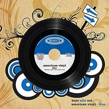 American Vinyl - Blue