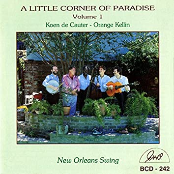 A Little Corner of Paradise, Vol. 1 - New Orleans Swing