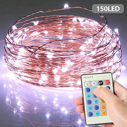 GRDE Luces Decorativas 60 LED Luces...