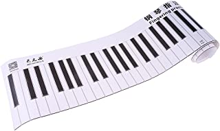 88 Key Simulation Standard Paper Piano Keyboard for Students