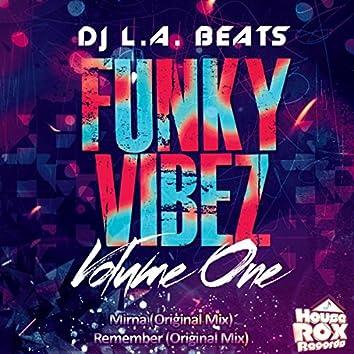 Funky Vibez Vol 1