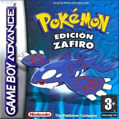 Pokemon Edición Zafiro por Nintendo
