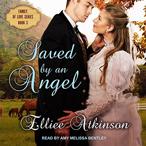 Saved by an Angel: A Western Romance Story cover art