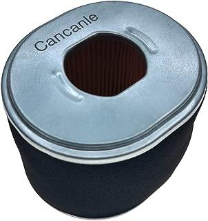 Cancanle Limpiador de Filtro de Aire para Honda GX340 GX390 188F 190F 11HP 13HP Motor de Gasolina de 4 Tiempos Motor generador Bomba de Agua