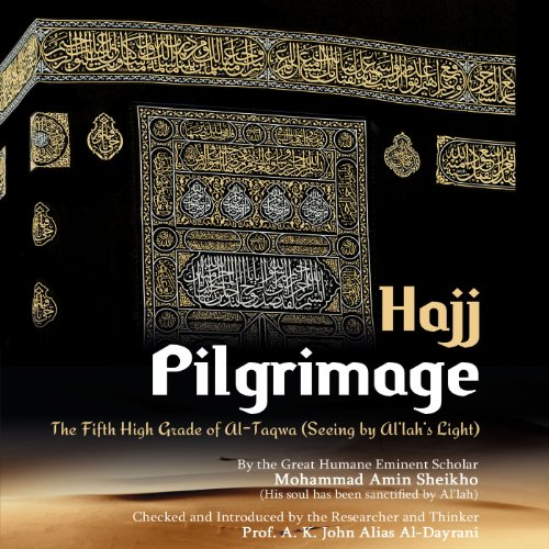 Pilgrimage 'Hajj'  By  cover art