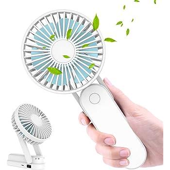 Portatile Mini-tasche ventilatori Estate All/'aperto USB di ricarica-Ventilatore a Mano c2o2