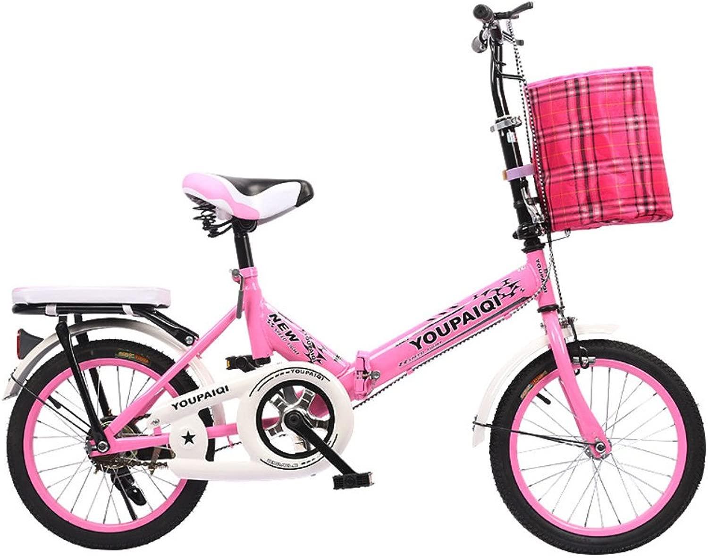 折りたたみ自転車,折りたたみバイク子供 学生 6-10 人の子供を高齢者