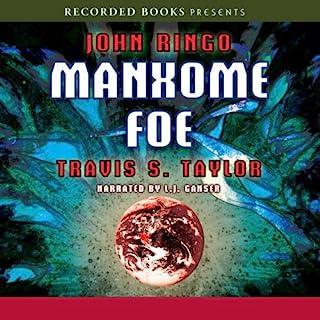 Manxome Foe audiobook cover art