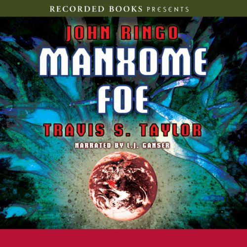 Manxome Foe audiobook cover art