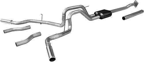 Flowmaster 817522 Cat-Back Exhaust System for Ford F-150 4.6L/5.0L/5.4L V8 Engine