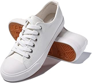 16de3268df71b Amazon.com: white tennis shoes