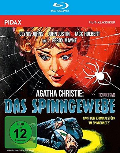 Agatha Christie: Das Spinngewebe (The Spider's Web) / Hochspannender Agatha-Christie-Krimi nach dem Kriminalstück IM SPINNENNET