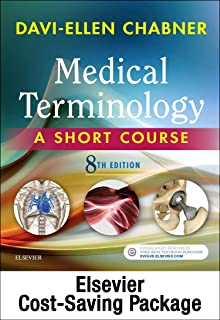 Medical Terminology Online with Elsevier Adaptive Learning for Medical Terminology: A Short Course (Access Card and Textbook Package)