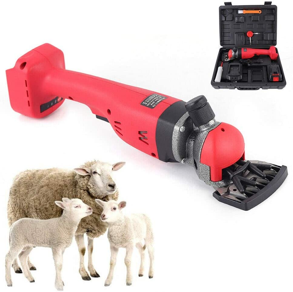 Special sale item TBVECHI Sheep Shears Electric Rechargeable Wireless Max 56% OFF