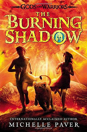 The Burning Shadow (Gods and Warriors, Band 2)