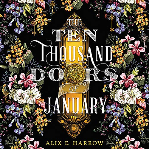 The Ten Thousand Doors of January  By  cover art