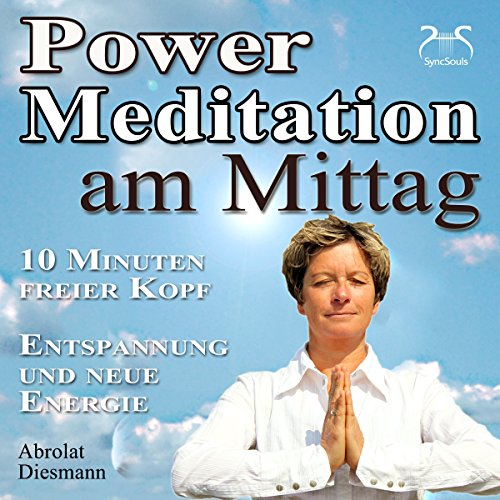 Power-Meditation am Mittag cover art