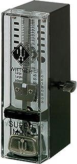 Wittner 903014 Taktell Super-Mini Metronome, Black
