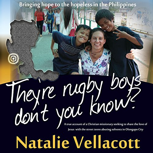 They're Rugby Boys, Don't You Know? audiobook cover art