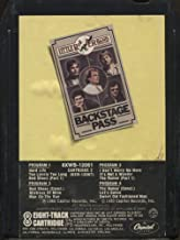 Little River Band: Backstage Pass - Tape 2 8 Track Tape