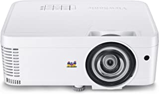 Viewsonic PS600W Projector - 1280 x 800 Resolution, 3, 500 ANSI Lumens, 0.5 Throw Ratio