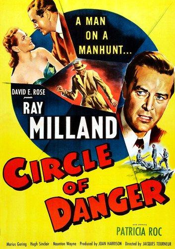CIRCLE OF DANGER - CIRCLE OF DANGER (1 DVD)