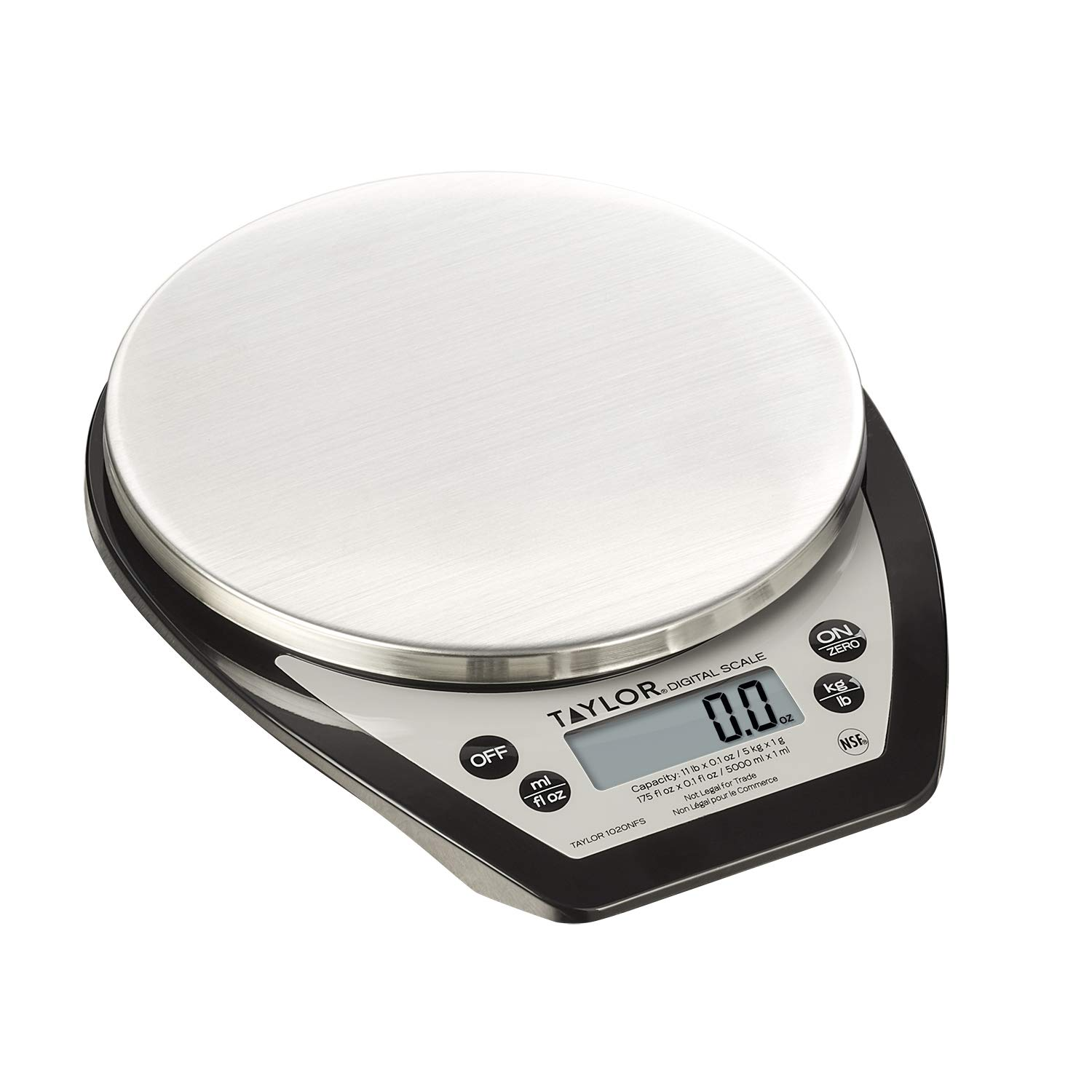 Miami Mall Taylor Seasonal Wrap Introduction Precision Products Compact Scale 1020NFS Digital