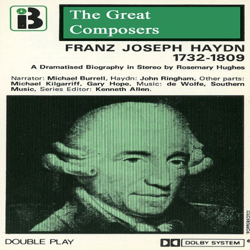 Franz Joseph Haydn audiobook cover art