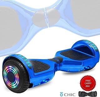 chic smart 2-wheel self-balancing scooter