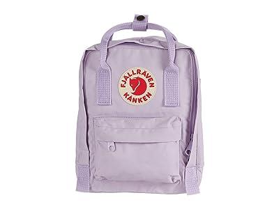 Fjallraven Kanken Mini (Pastel Lavender) Backpack Bags