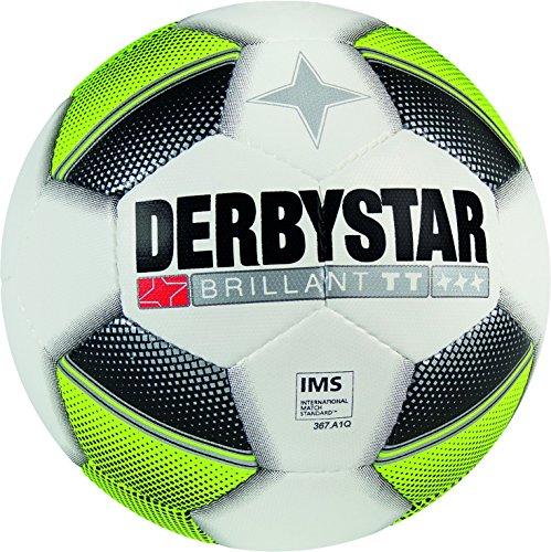 Derbystar Brillant TT DB, 5, weiß gelb schwarz, 1016500152