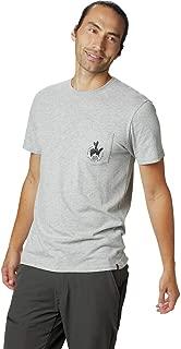 Secret Stash 2 Tshirt Mens Heather Grey