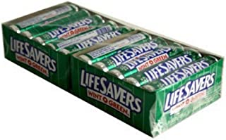 Lifesavers Wint-O-Green Candy 20 pack (12 ct per pack)