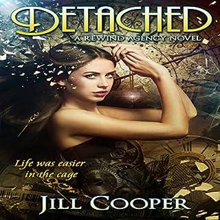 Detached audiobook cover art