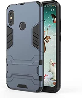 Wuzixi Case for Oppo A12s. Sturdy and Durable, Built-in Kickstand, Anti-Scratch, Shock Absorption, Durable, Cover for Oppo...