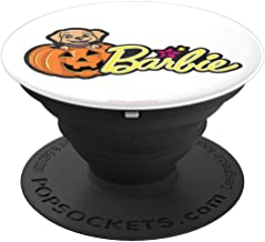Barbie Pumpkin Pup PopSockets Grip and Stand for Phones and Tablets