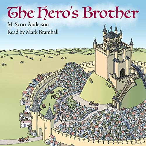 The Hero's Brother audiobook cover art