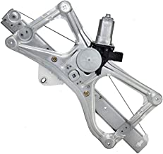 Drivers Front Power Window Lift Regulator with Motor Assembly Replacement for Honda 72250-SNA-A03 AutoAndArt