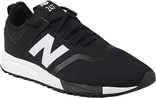 New Balance Classics(ニューバランス クラシック) メンズ 男性用 シューズ 靴 スニーカー 運動靴 MRL247Dv1 - Black/White [並行輸入品]