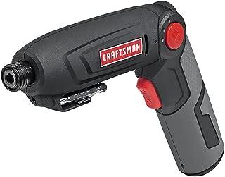 craftsman cordless screwdriver 7.2 volt