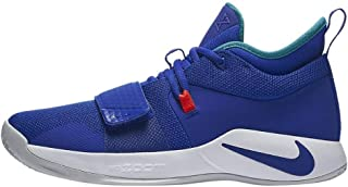 Nike Men's PG 2.5 Basketball Sneaker (Racer Blue/Racer Blue-White, 10 M US)