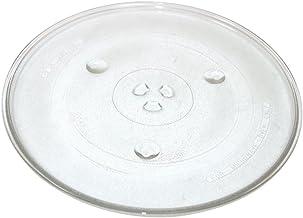 KENWOOD 315 mm 31,75 cm Diámetro de pulgada de microondas plato de placa de cristal de la placa giratoria